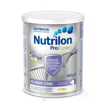 NUTRILON ProExpert 1 ALLERGY CARE