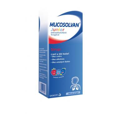 MUCOSOLVAN Junior 100 ml