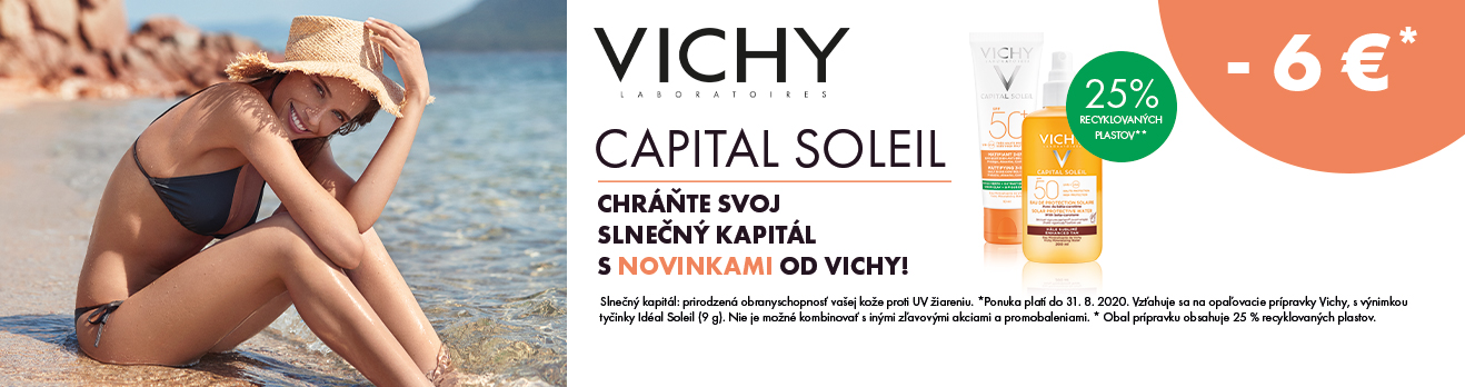 Vichy Capital/Ideal Soleil