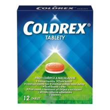 COLDREX TABLETY