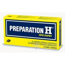 Preparation H sup 12 pc