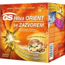 GS Hliva ORIENT so ZÁZVOROM