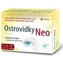 Ostrovidky NEO 30 + 15 cps.