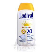 LADIVAL KIND 20 LSF mlieko