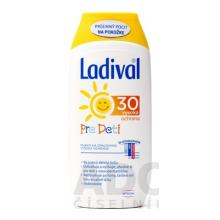 LADIVAL KIND 30 LSF mlieko