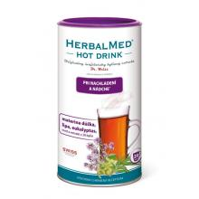 Herbalmed HOT DRINK Dr.Weiss - nachladnutie a nádcha 180 g
