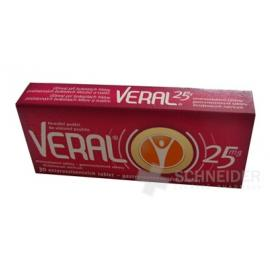 VERAL 25 mg