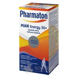 PHARMATON® MAN ENERGY 30+ 30 tbl