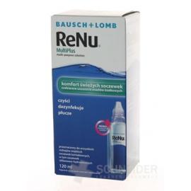 3bbaa889d ReNu MultiPlus - roztok na kontaktné šošovky je určený na oplachovanie,  dezinfekciu, uchovávanie, odstraňovanie…