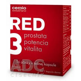 CEMIO RED 3, cps.30