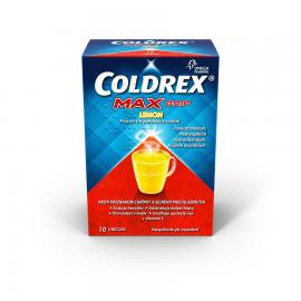 COLDREX MaxGrip Lemon 10 vreciek