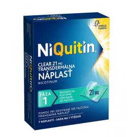 NiQuitin Clear 21 mg