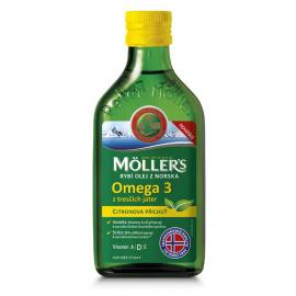 Moller´s omega 3 citrón 250 ml