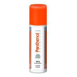 Panthenol SWISS PREMIUM pena 10% 125 + 25 ml