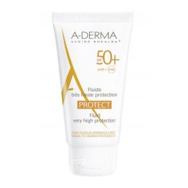 A-Derma Protect Fluid SPF 50+ 40ml