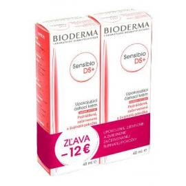 Bioderma Sensibio DS+ Krém 2x40ml
