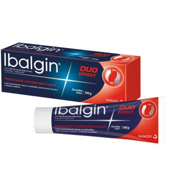 Ibalgin® Duo Effect 100g