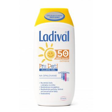 LADIVAL KIND allerg  SPF 50+ gel