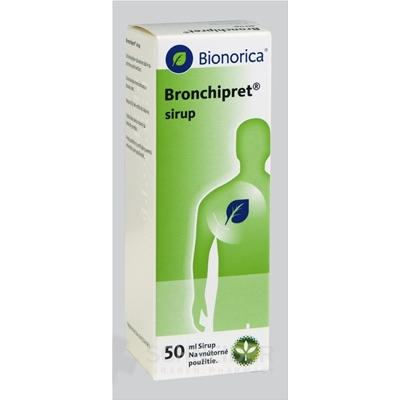 Bronchipret sirup sir 50 ml + Mucopret za 0,01€
