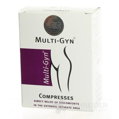 MULTI-GYN ANAL COMPRESSES