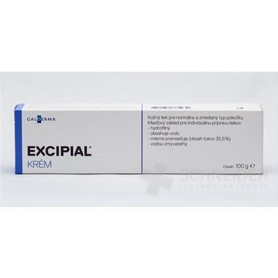 718ea0aaa EXCIPIAL 1X100 G | Schneider lekáreň